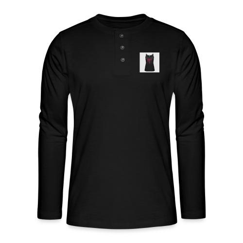 160367762 width 300 height 300 appearanceId 2 back - Henley T-shirt med lange ærmer