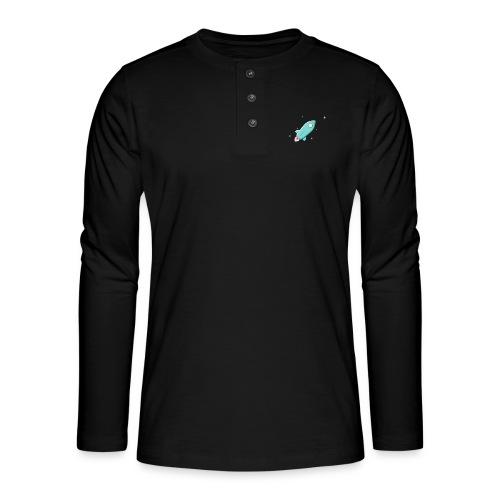 rocket - T-shirt manches longues Henley