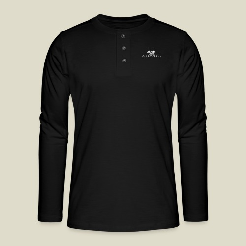 Dizruptive Eagle - Henley Langarmshirt