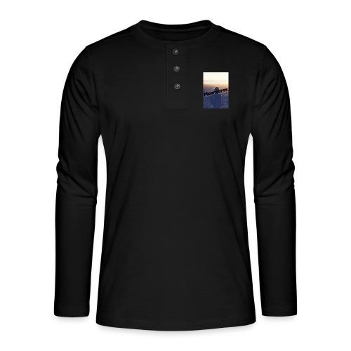 garciavlogs - Camiseta panadera de manga larga Henley