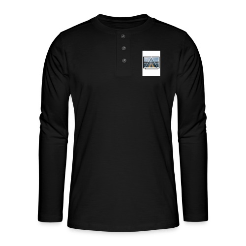 On the Road - T-shirt manches longues Henley