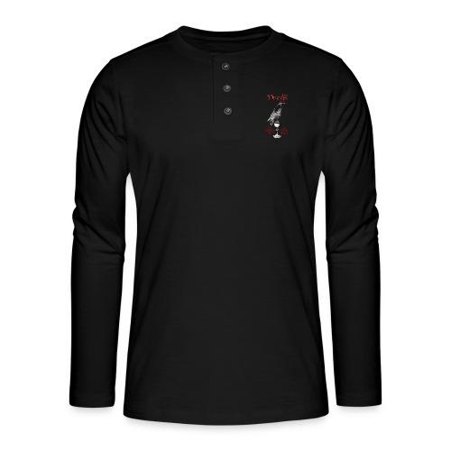 Six of crows - Camiseta panadera de manga larga Henley