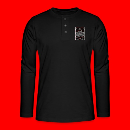SaveOurSouls - Henley long-sleeved shirt
