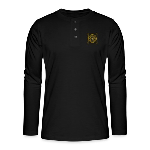 AlbumCover 2 - Henley long-sleeved shirt
