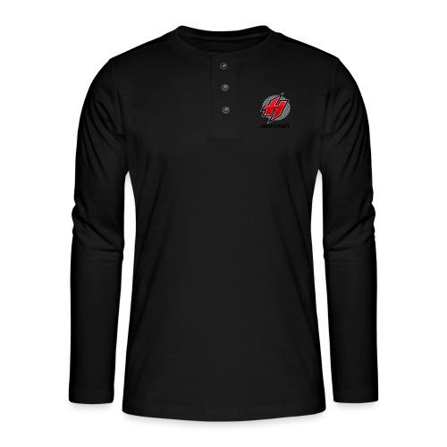 HephoShirt - T-shirt manches longues Henley