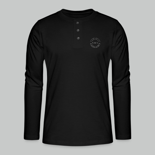 LES Logo - Henley long-sleeved shirt