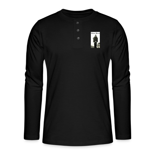 Die schwarzen Priester - Henley Langarmshirt