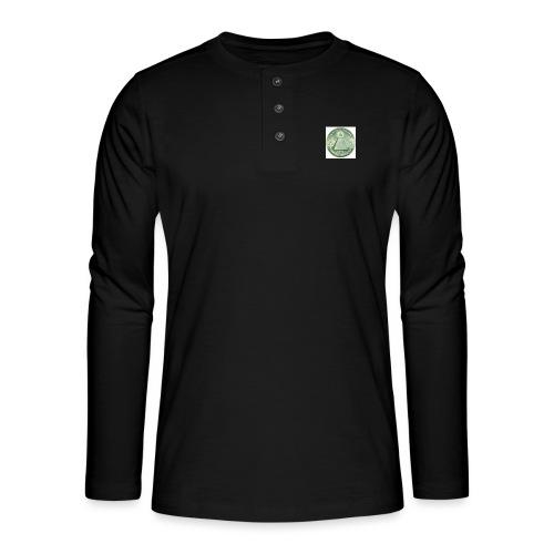 200px-Eye-jpg - T-shirt manches longues Henley