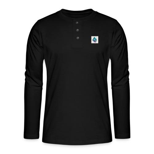 souncloud - Henley long-sleeved shirt