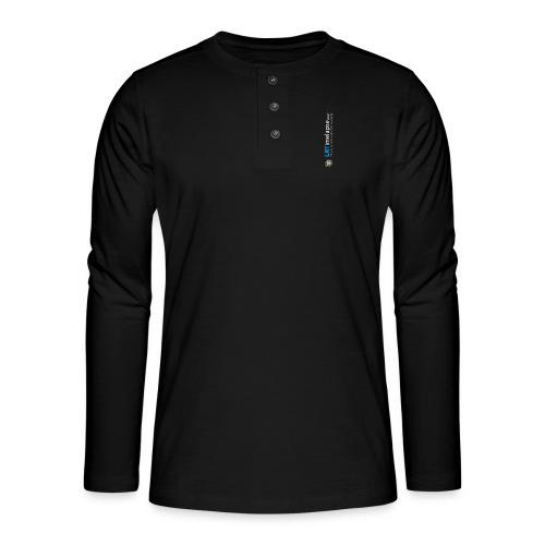 LRTImelapse Shirt Logo Vorne Hoch breiter3 png - Henley Langarmshirt