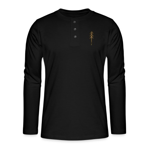 Fir - Icon - Henley long-sleeved shirt