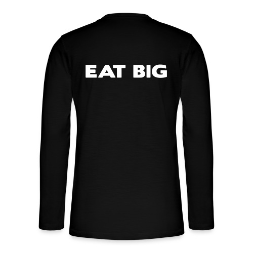 eatbig - Henley long-sleeved shirt