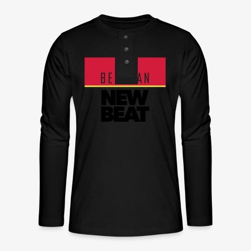 BNB SQ - Henley shirt met lange mouwen