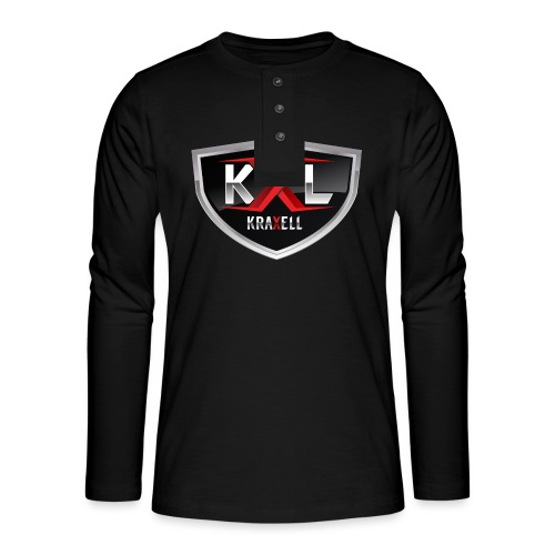 Kraxell - Henley Langarmshirt