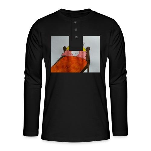 armadillo dormiglione - Maglia a manica lunga Henley