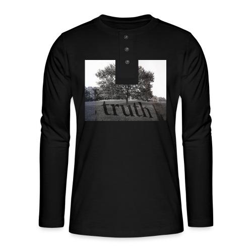 Truth - Henley long-sleeved shirt