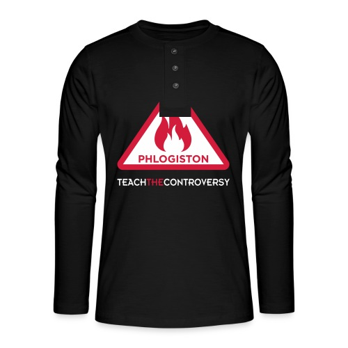 phlogiston - Henley long-sleeved shirt