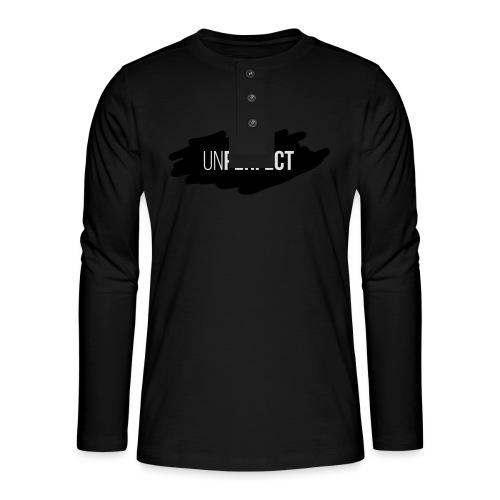 UNPERFECT LOGO 2 - Henley Langarmshirt