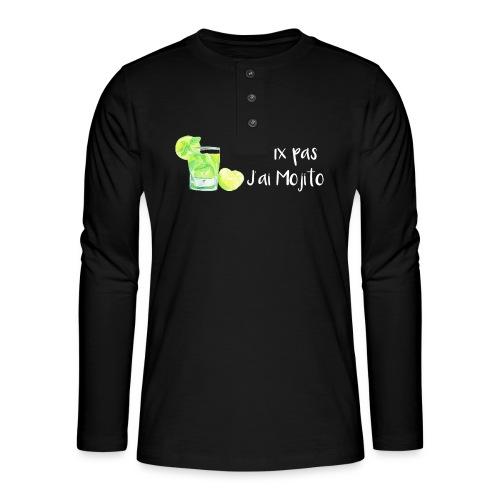 mojito - T-shirt manches longues Henley