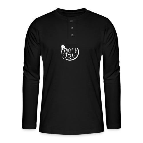 Casquette Logo Rap - T-shirt manches longues Henley