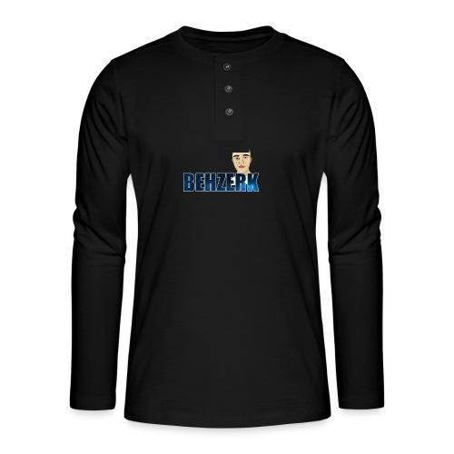 TEE DESIGN 2 png - Henley long-sleeved shirt