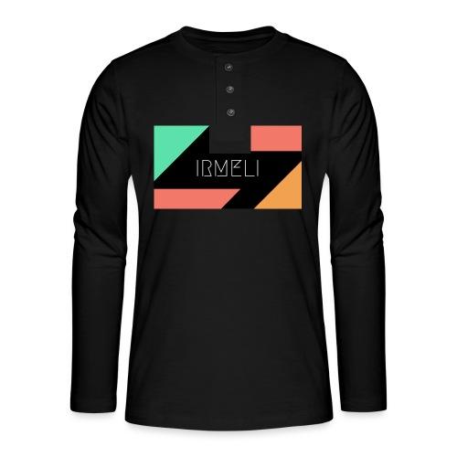 1 - Henley pitkähihainen paita