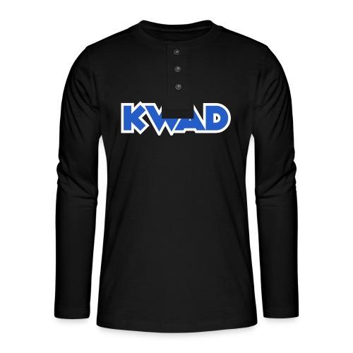KWAD - Henley long-sleeved shirt