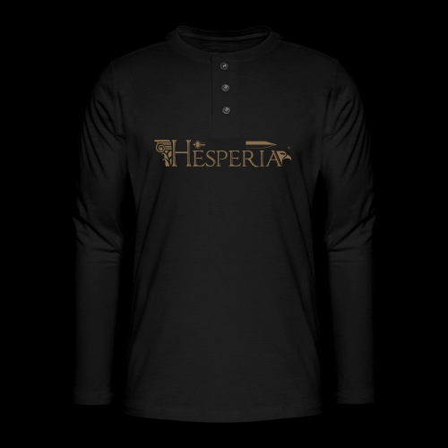 LOGO COPERTINA1 png - Henley long-sleeved shirt