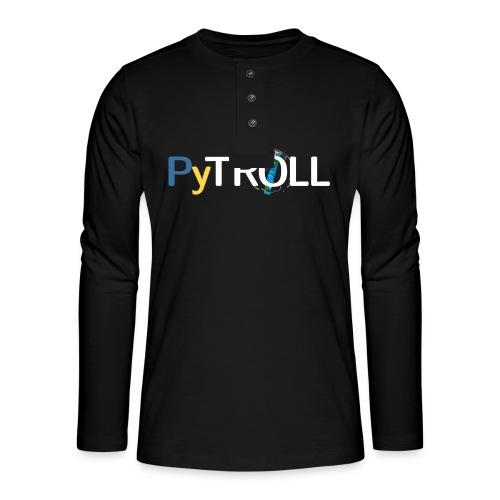 pytröll - Henley long-sleeved shirt