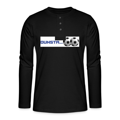 dunstaballs - Henley long-sleeved shirt