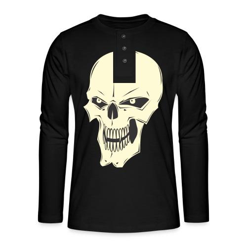 evil 2247275 - Camiseta panadera de manga larga Henley