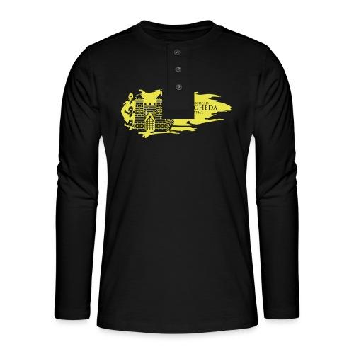 Drogheda Laurences Gate Gold - Henley long-sleeved shirt