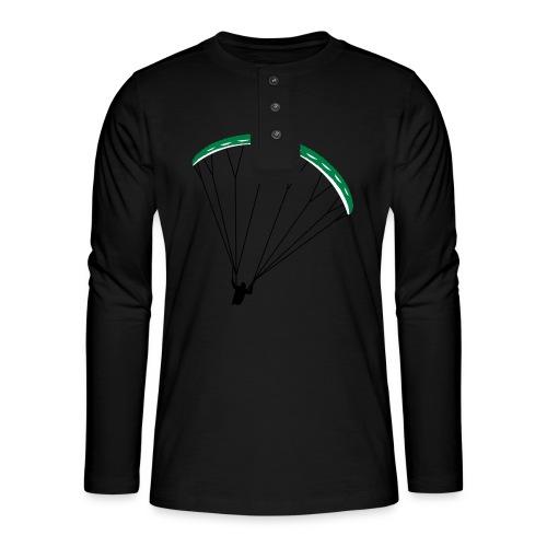 Paraglider Nikita - Henley long-sleeved shirt