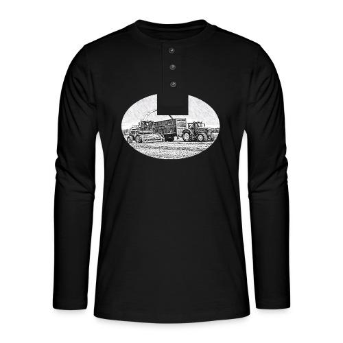Sillageernte - Henley Langarmshirt