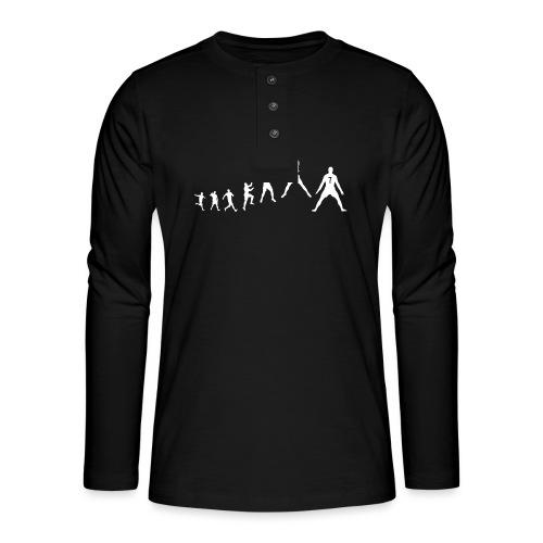 Goal soccer - Henley shirt met lange mouwen