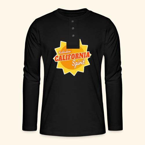 California Spirit Radioshow - T-shirt manches longues Henley