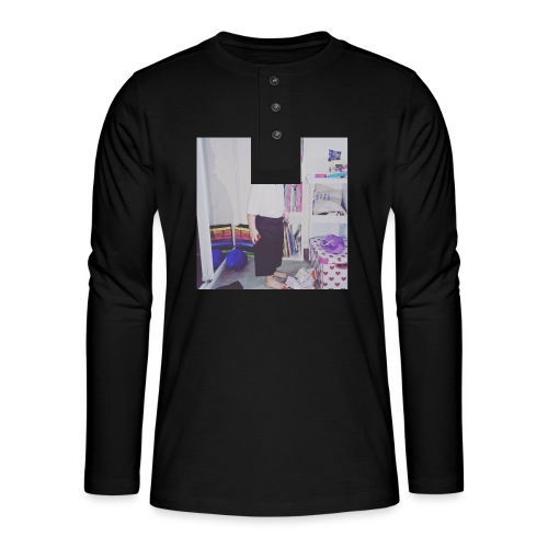IMG 0943 - Henley long-sleeved shirt