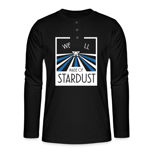 Star Dust - T-shirt manches longues Henley