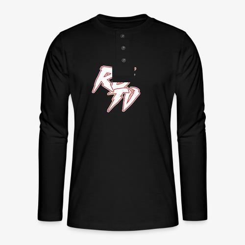 RGTV 1 - Henley long-sleeved shirt