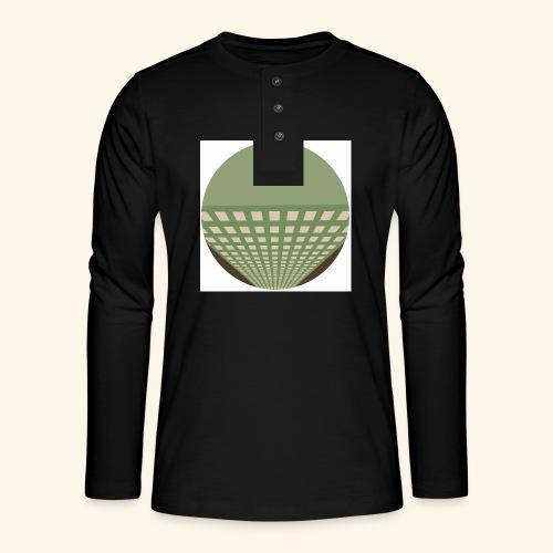 building1 - T-shirt manches longues Henley