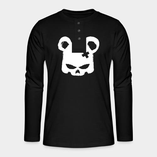 Saphera Icon - Henley shirt met lange mouwen