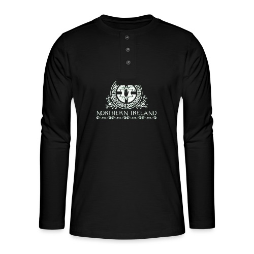 Northern Ireland - Henley long-sleeved shirt