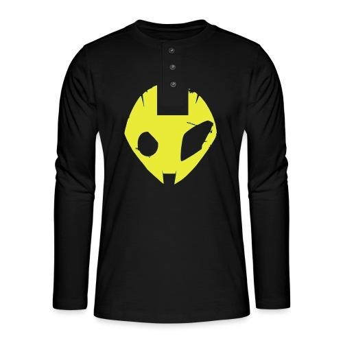 alien s1000rr - Henley Langarmshirt