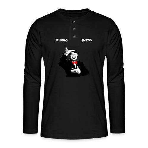 Ti Apro La Porta - Henley long-sleeved shirt