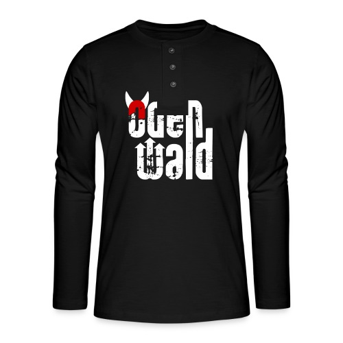 Odenwald Teufel - Henley Langarmshirt