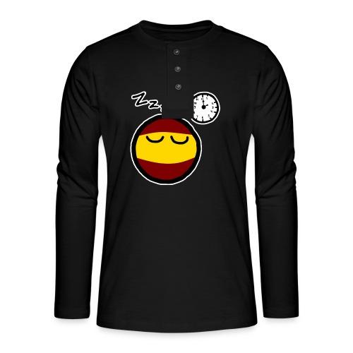 Spainball - Henley long-sleeved shirt