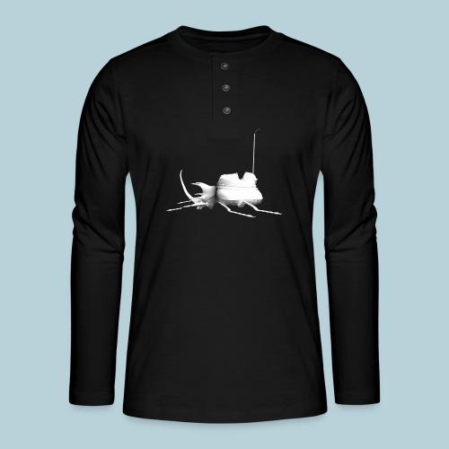 RATWORKS Luna Stag Beetle - Henley long-sleeved shirt