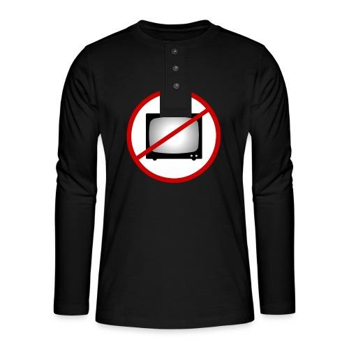 notv - Henley long-sleeved shirt