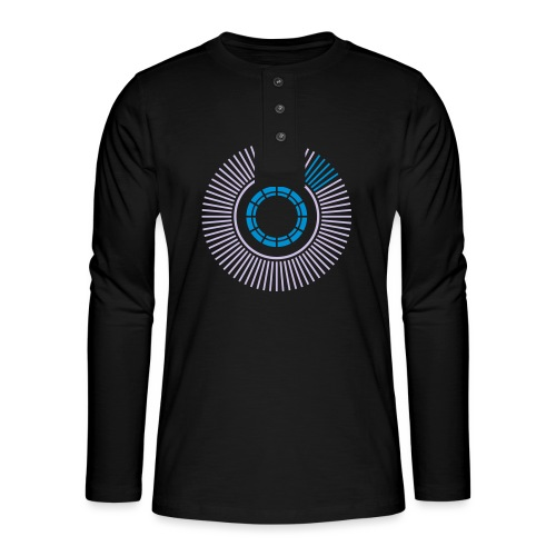 pdjuk-1 - Henley long-sleeved shirt