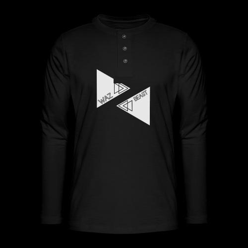 Waz_BEAST - Henley long-sleeved shirt